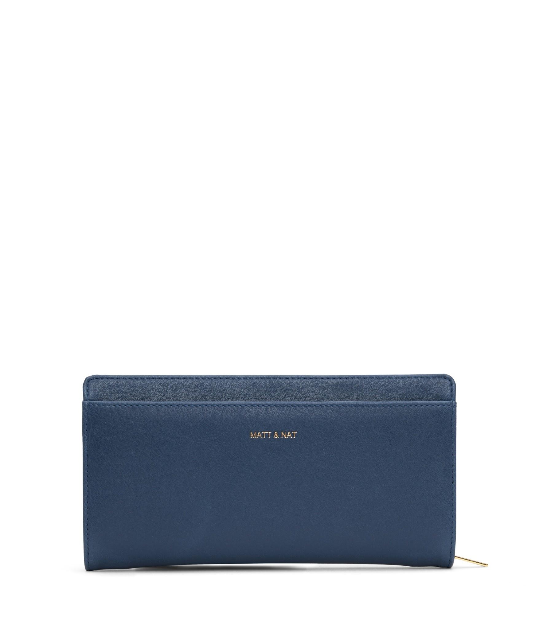 Webber Vintage Wallet Cosmo Blue-4