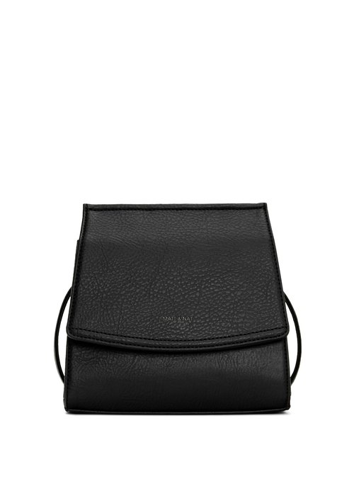Matt & Nat Erika Crosbody Black Vegan Leather