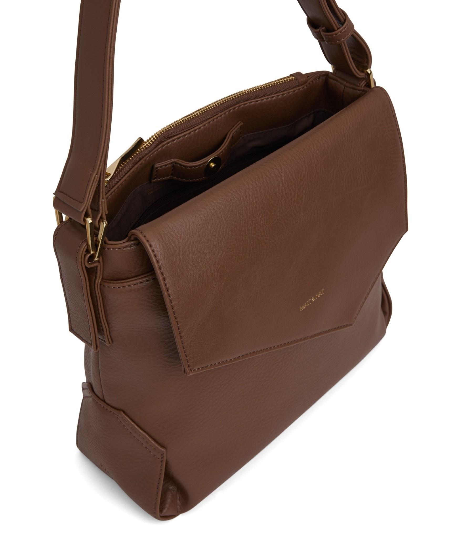 Monkland Dwell Handbag Brown-3