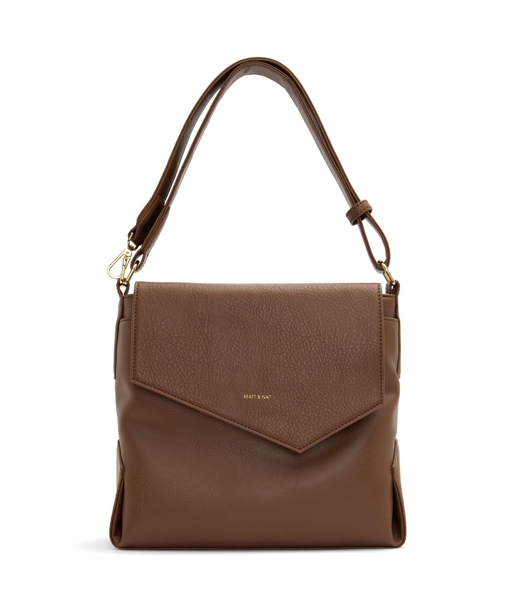 Monkland Dwell Handbag Brown-1
