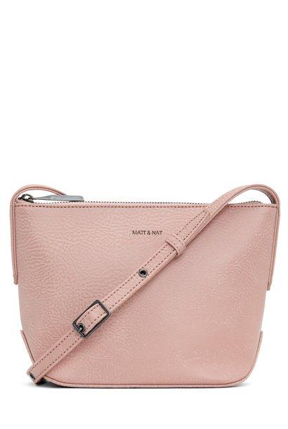 Sam Crossbody Bag Pebble Pink