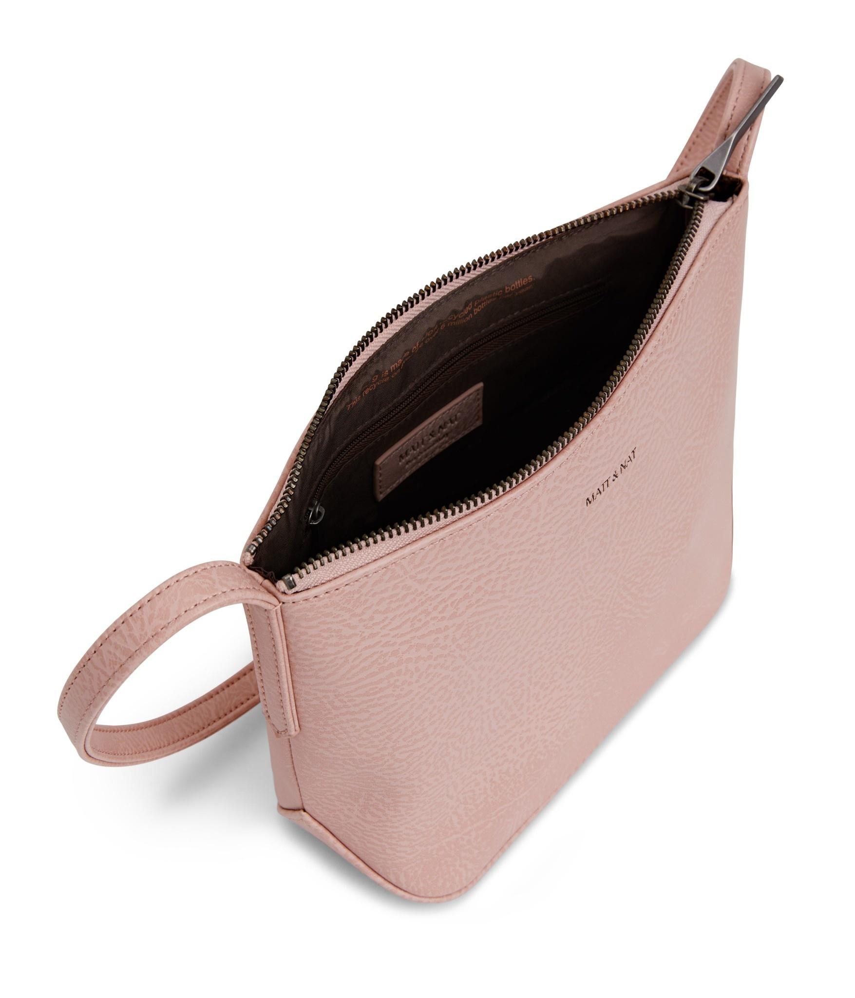 Sam Crossbody Bag Pebble Pink-2