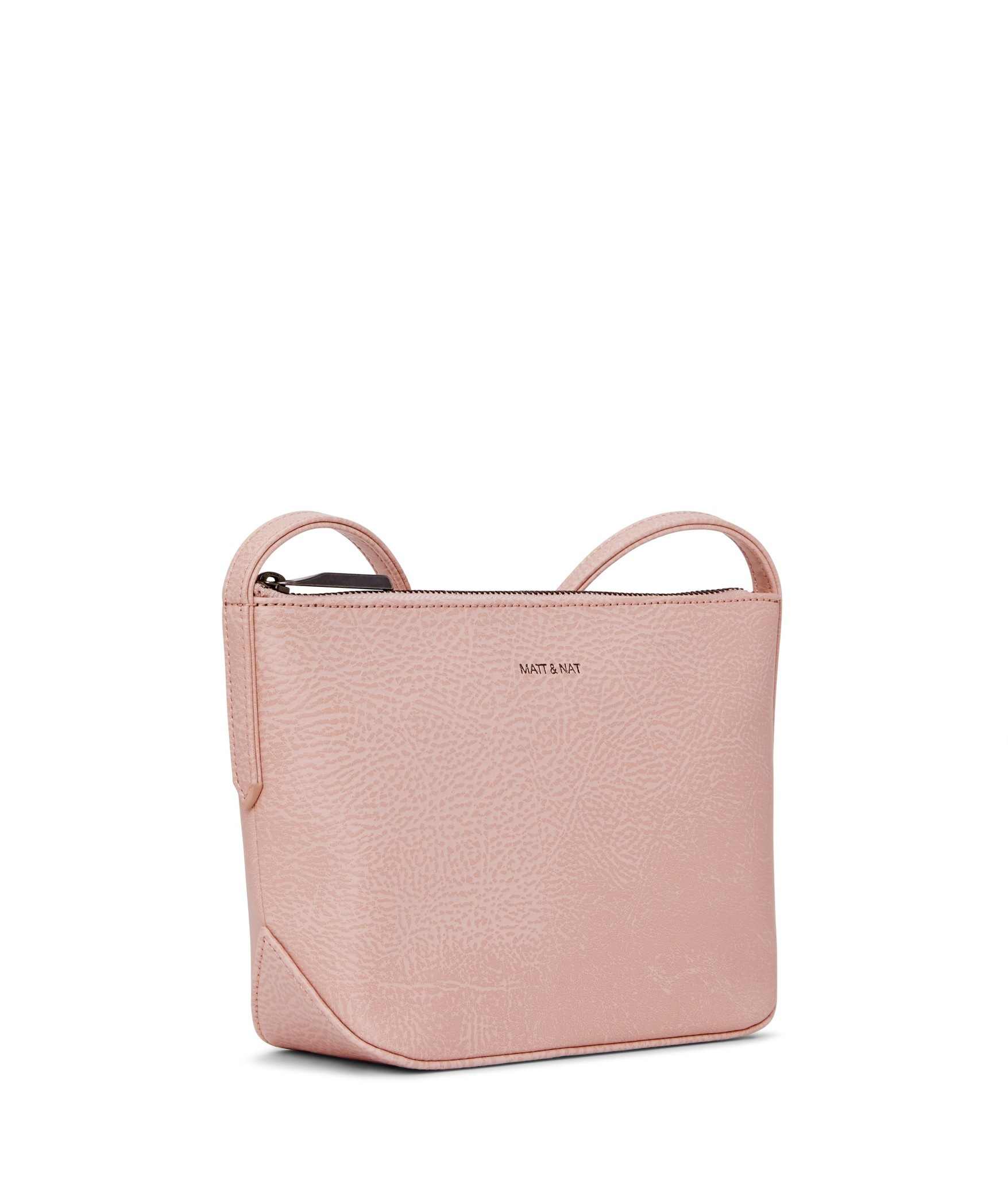 Sam Crossbody Bag Pebble Pink-3