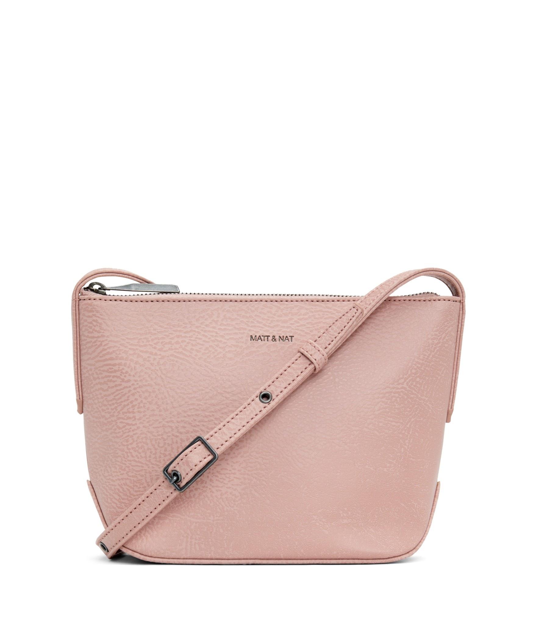 Sam Crossbody Bag Pebble Pink-5