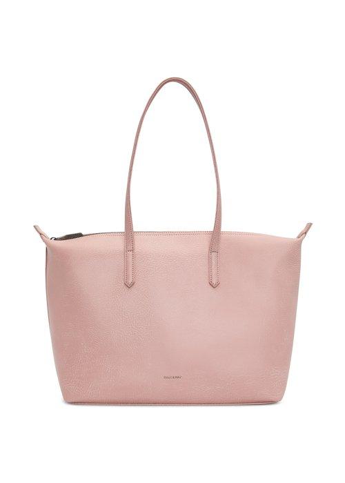 Matt & Nat Abbi Tote Shoulder Bag Pebble Pink
