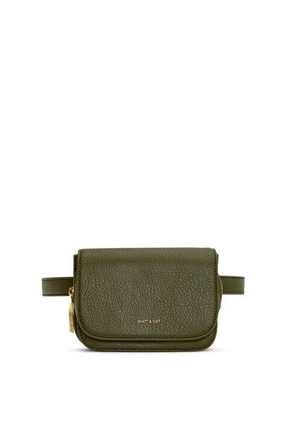 Park Waist Bag Leaf Green