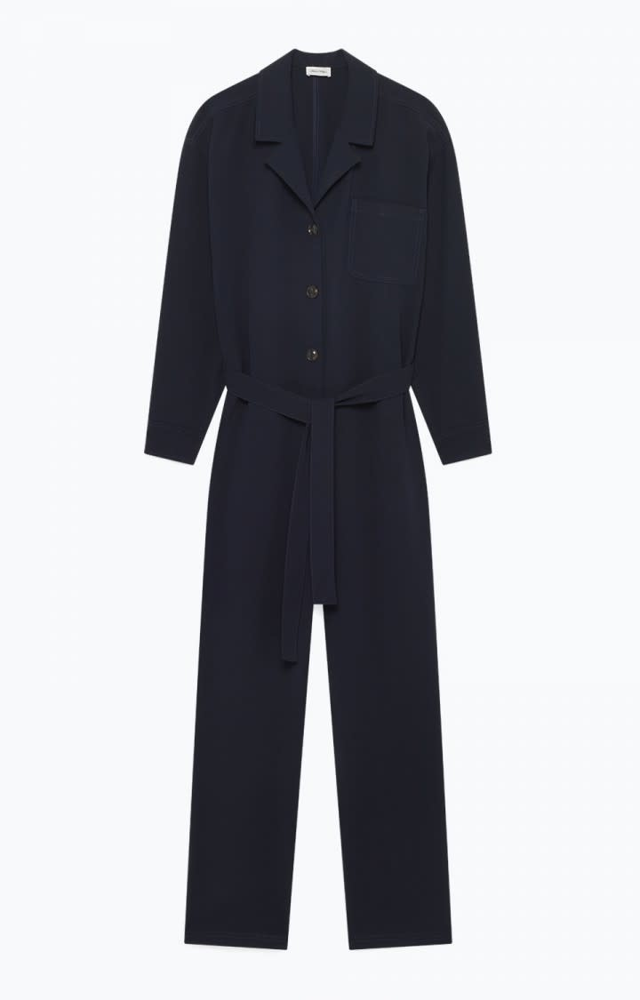 Didaboo Jumpsuit Navy-1