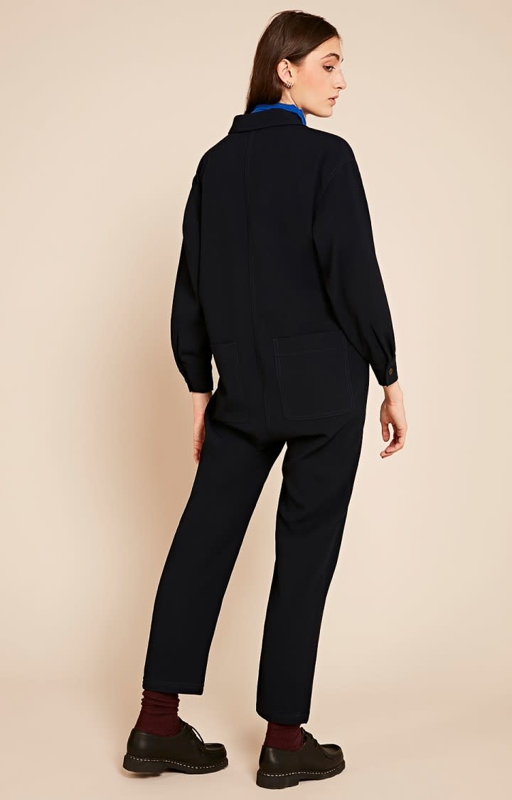 Didaboo Jumpsuit Navy-5