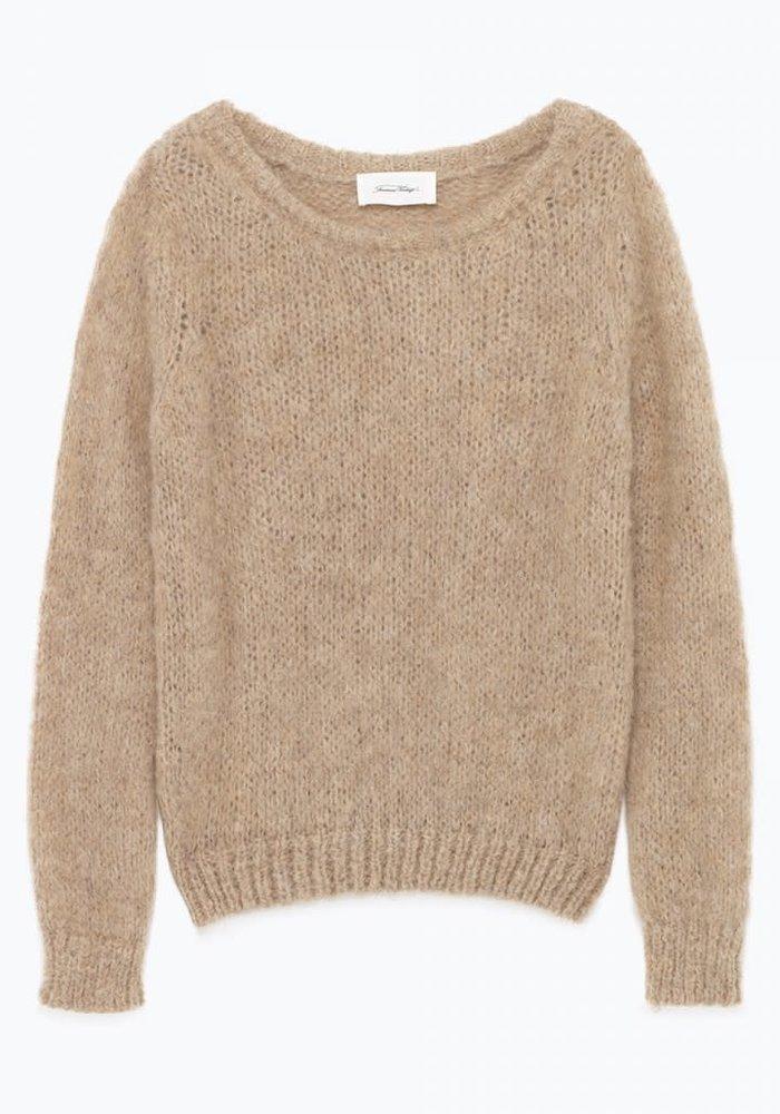 Manina Levain Knitwear Sand