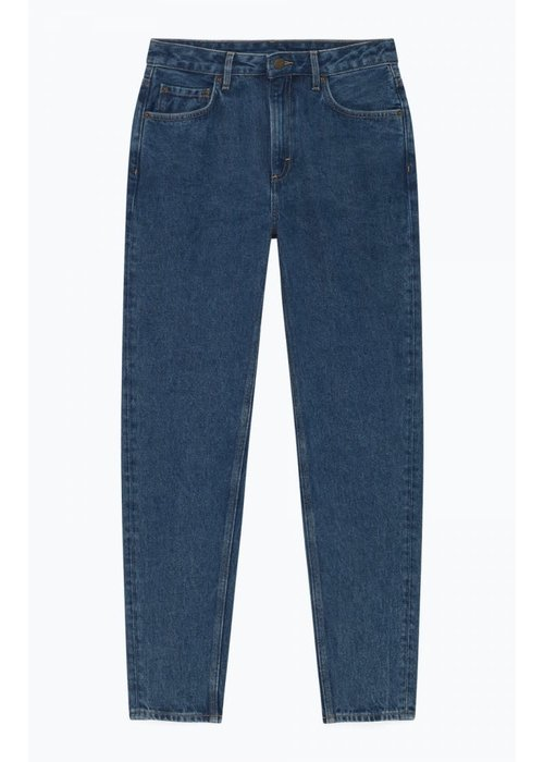 American Vintage Remoday Blue Dusty Mom Jeans