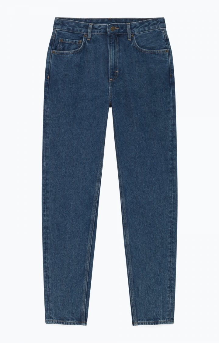 Remoday Blue Dusty Mom Jeans-1