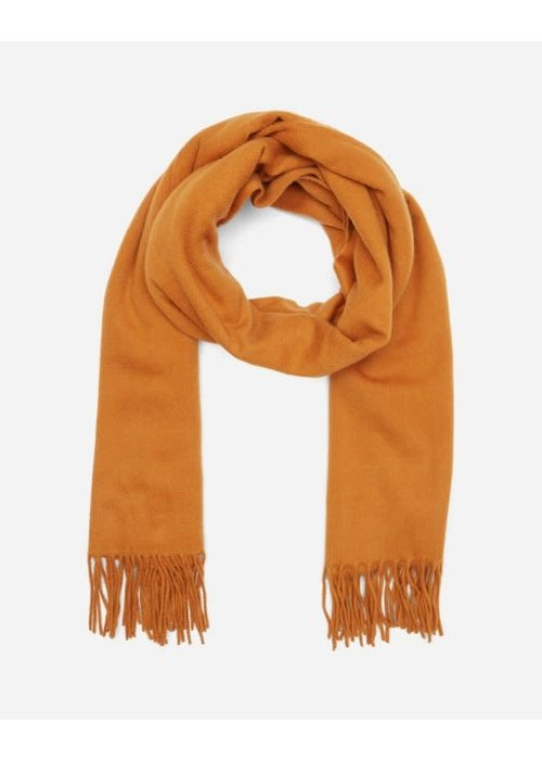 Moss Copenhagen Nia Wool Scarf Cathay Spice