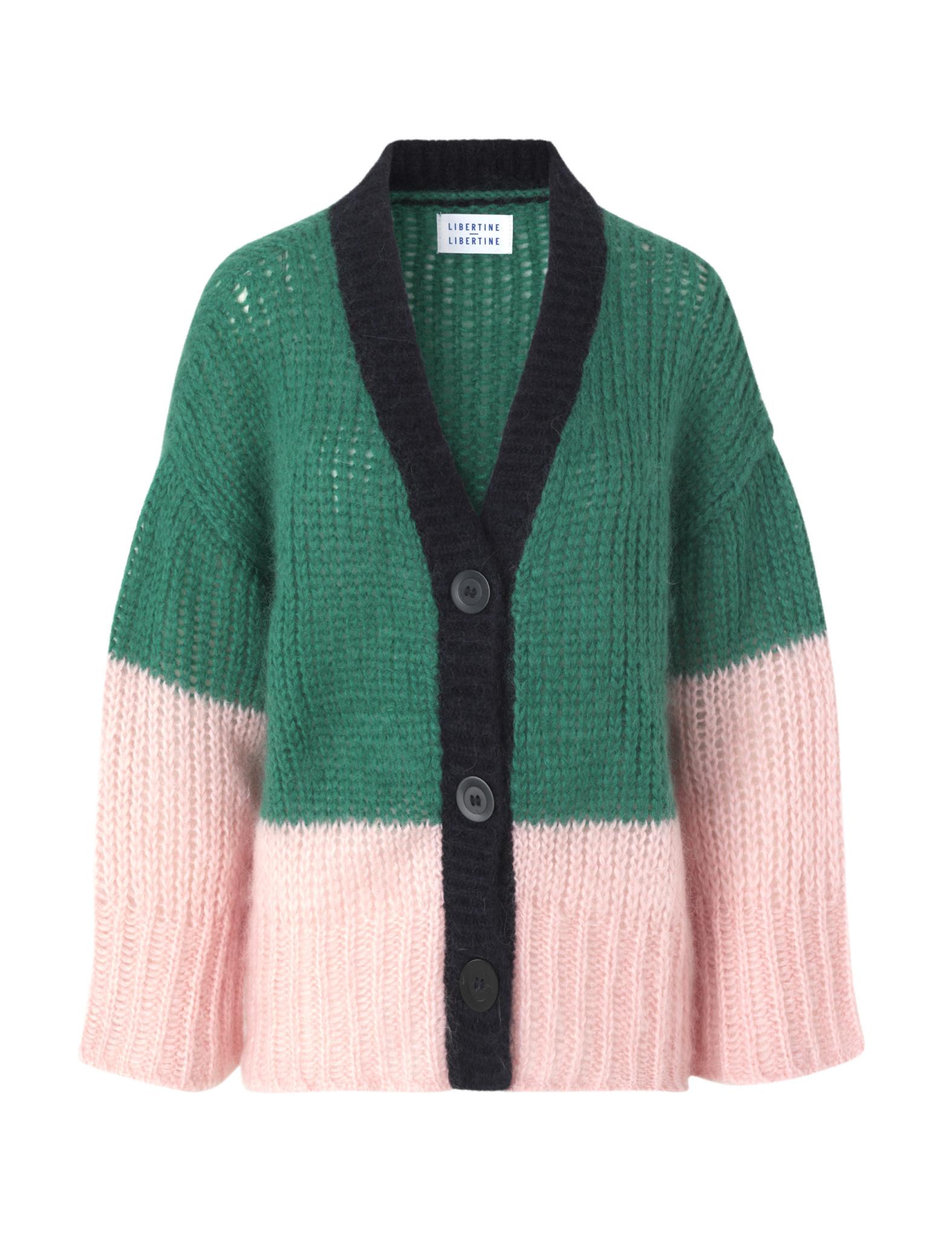 Active Wool Vol Green Power Vest-1