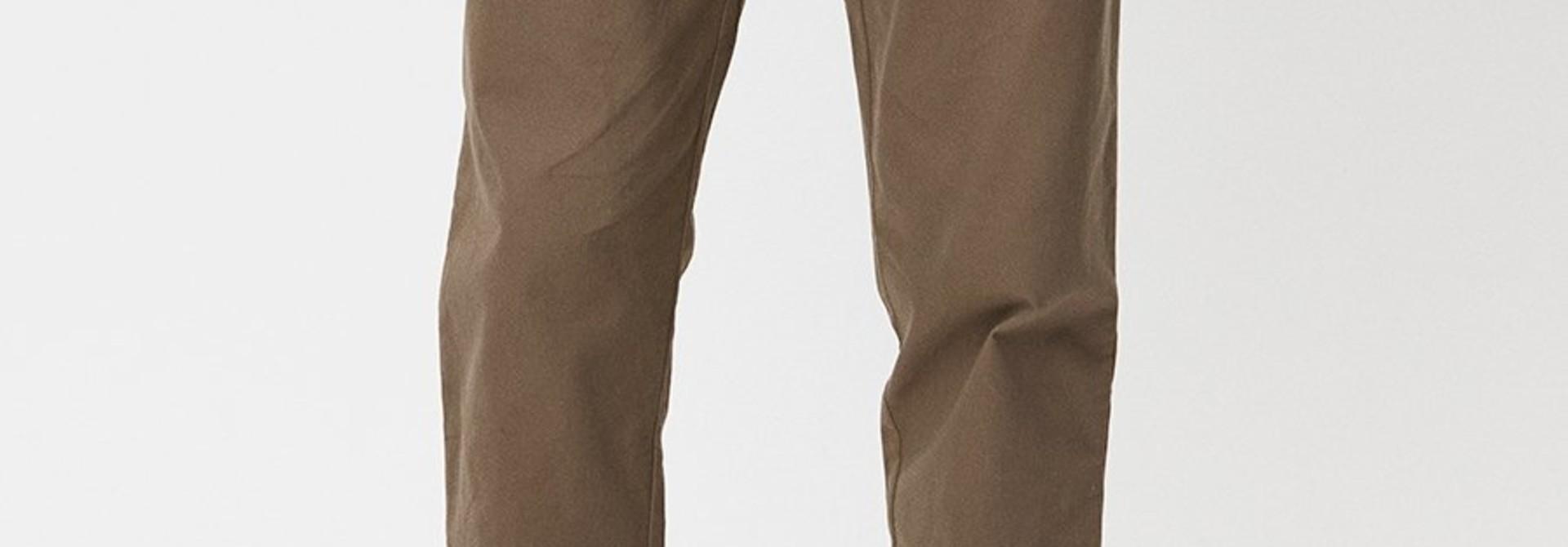 Century Trouser Dark Khaki