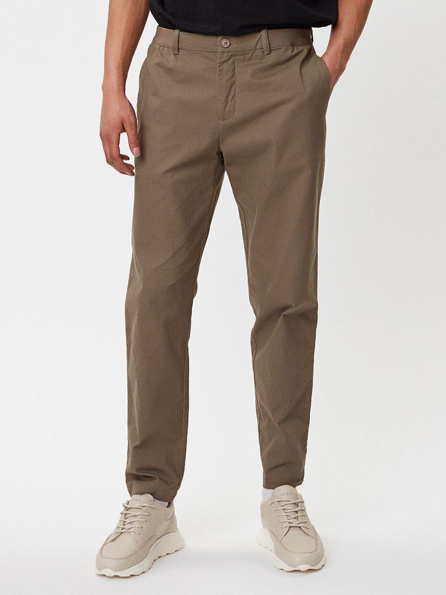 Century Trouser Dark Khaki-1