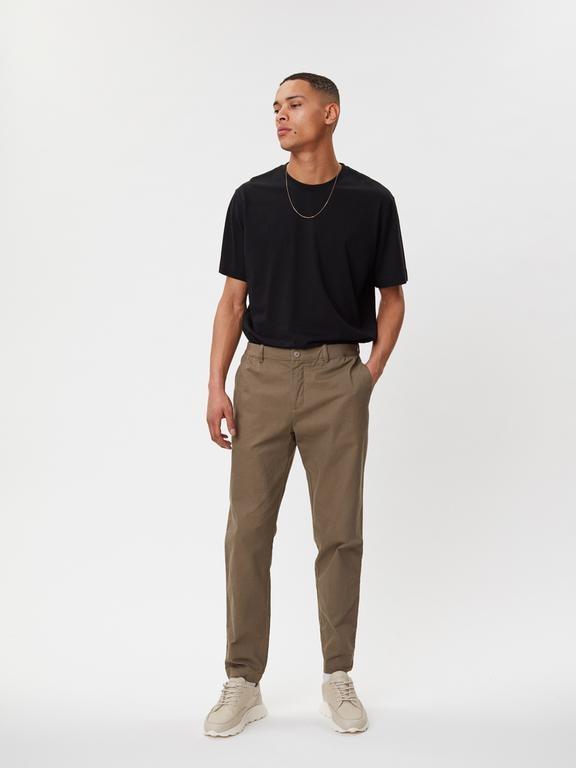 Century Trouser Dark Khaki-3