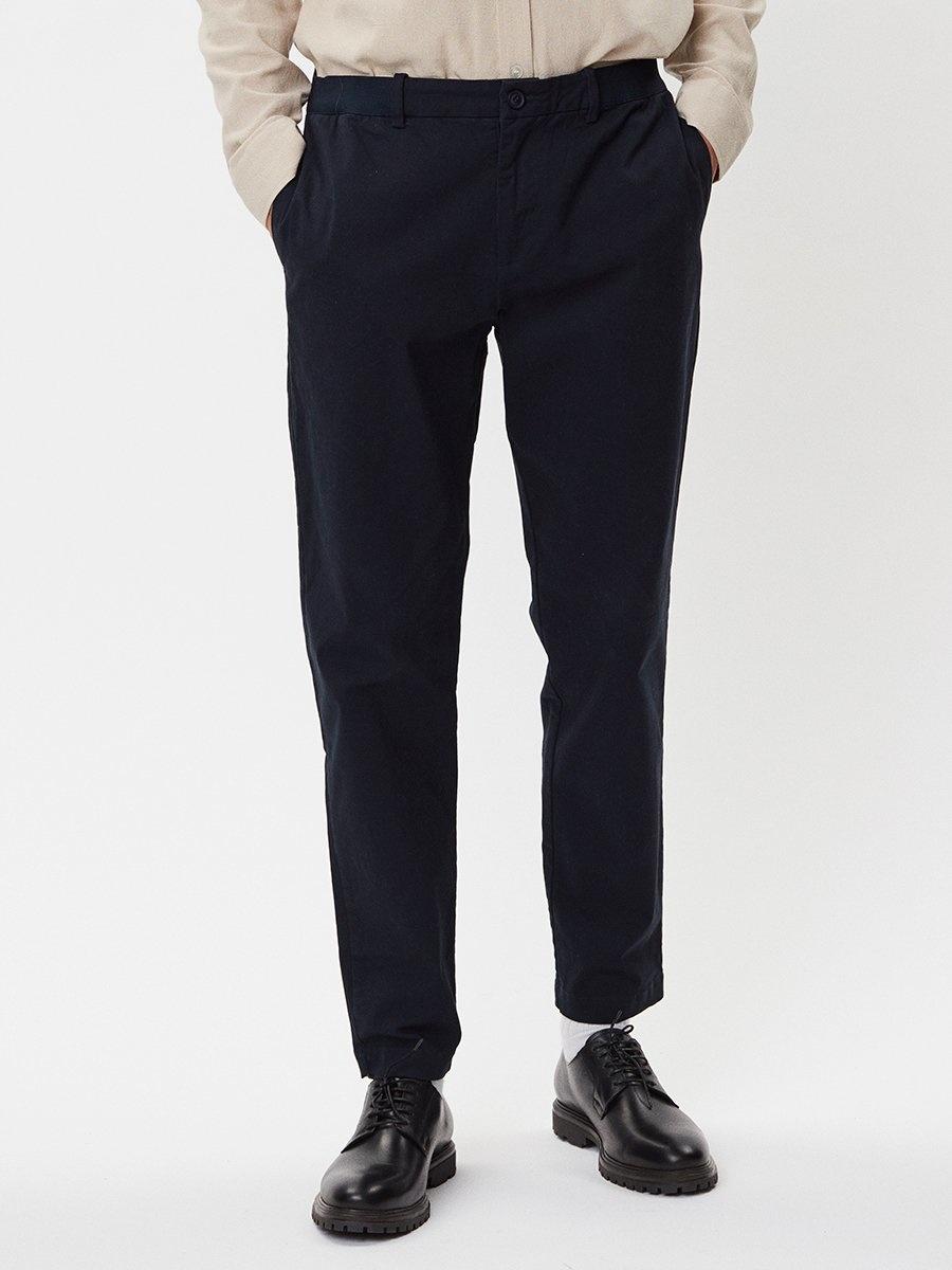 Century Trouser Dark Navy-1