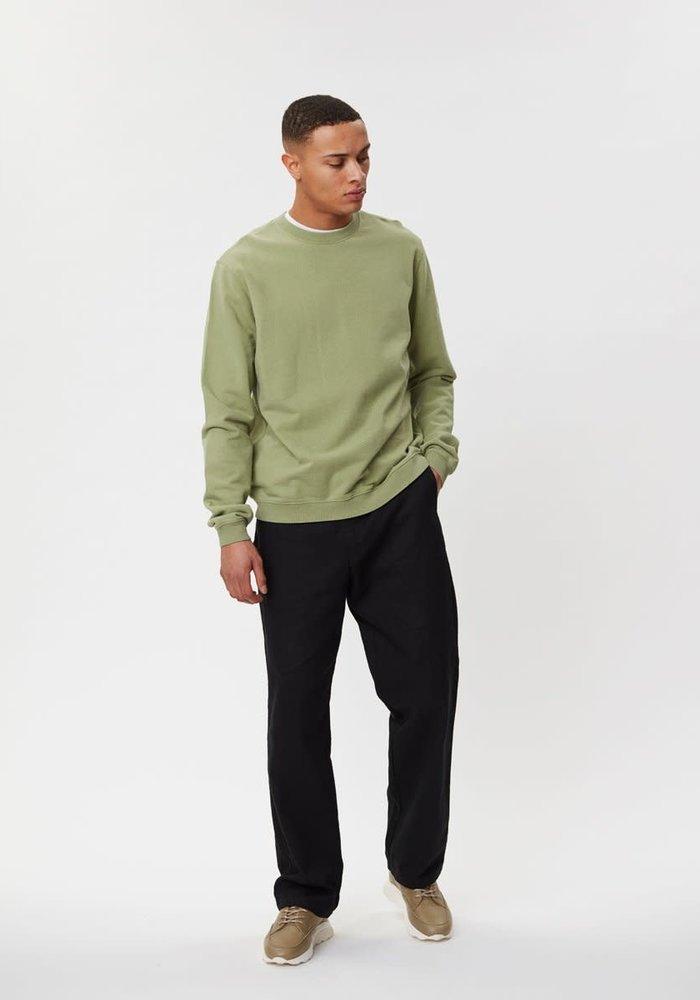 Pasadena Sweater Sage Green