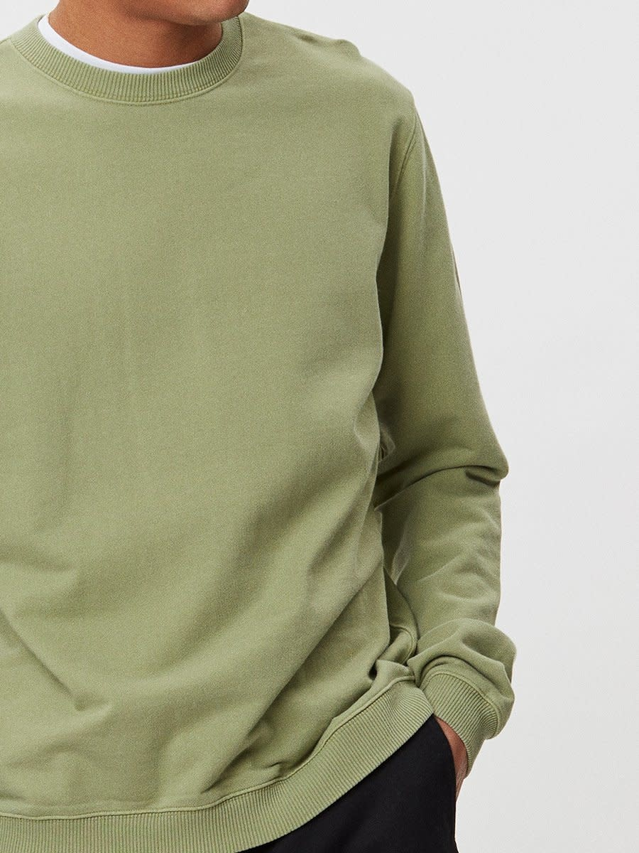 Pasadena Sweater Sage Green-4