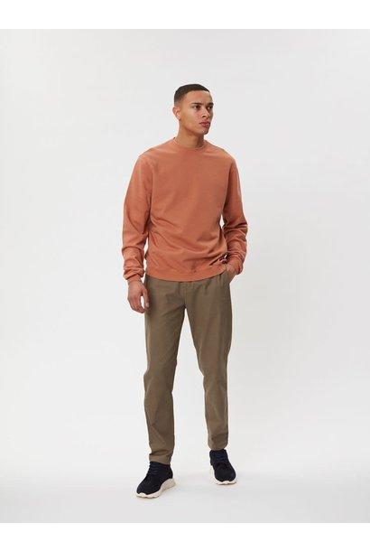 Pasadena Sweater Rust Brown