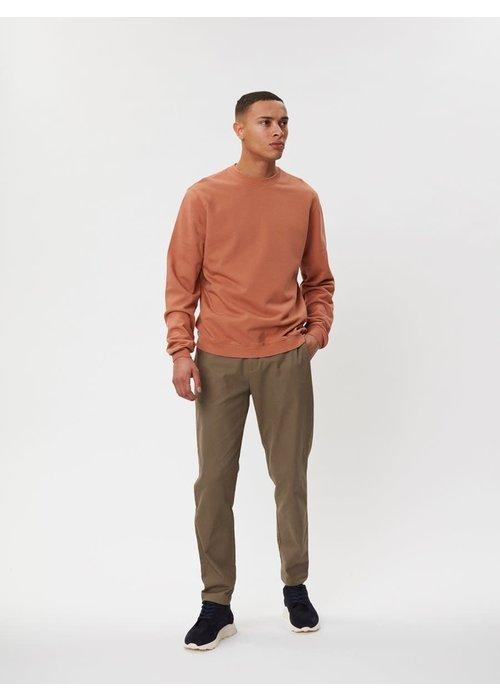 Legends Pasadena Sweater Rust Brown