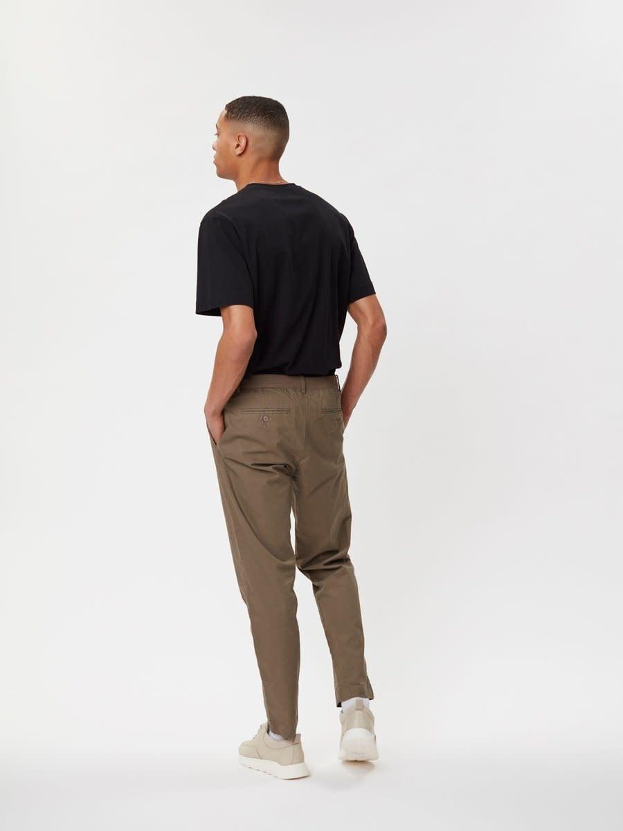 Delano Cotton T-Shirt Black-2