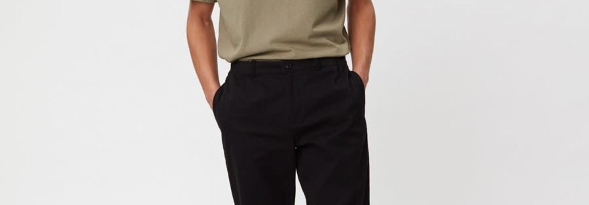 Delano Cotton T-Shirt Sage Green