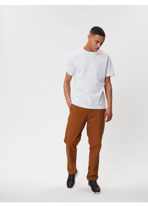 Legends Delano Cotton T-Shirt White