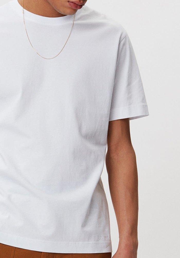 Delano Cotton T-Shirt White