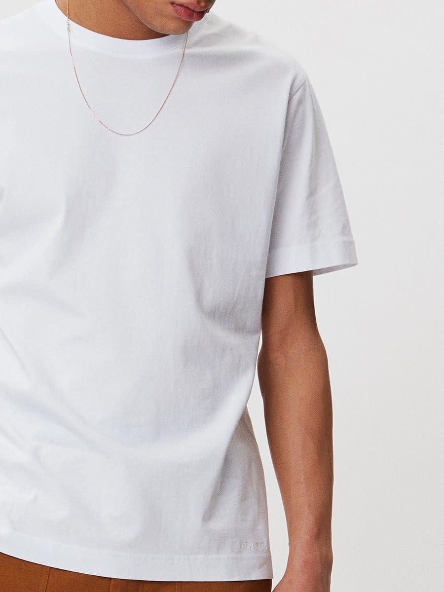 Delano Cotton T-Shirt White-4