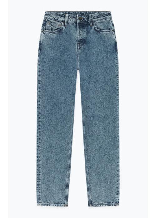 American Vintage Wipy Stone Salt Pepper Jeans