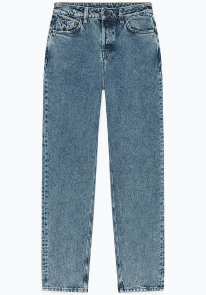 sells 50% off official site American Vintage Wipy Stone Salt Pepper Jeans