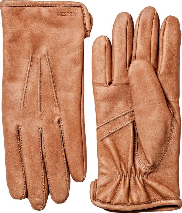 Andrew Deerskin Leather Cork Brown-1