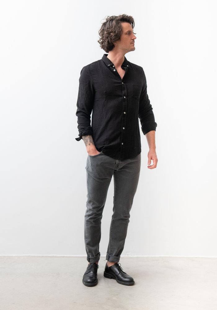 ED 85 Power Black Grey Jeans