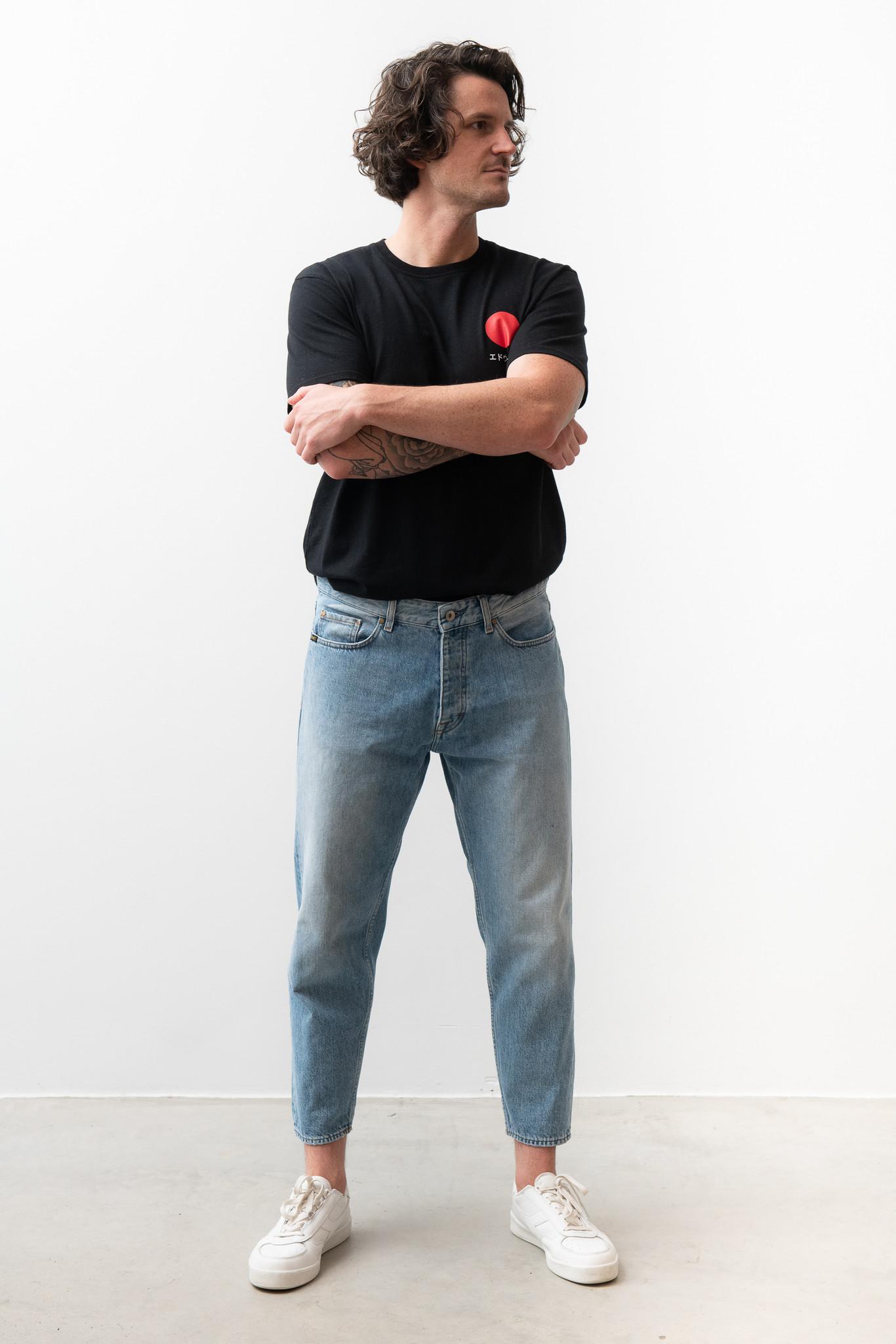 Japanese Sun Classic T-Shirt Black-2