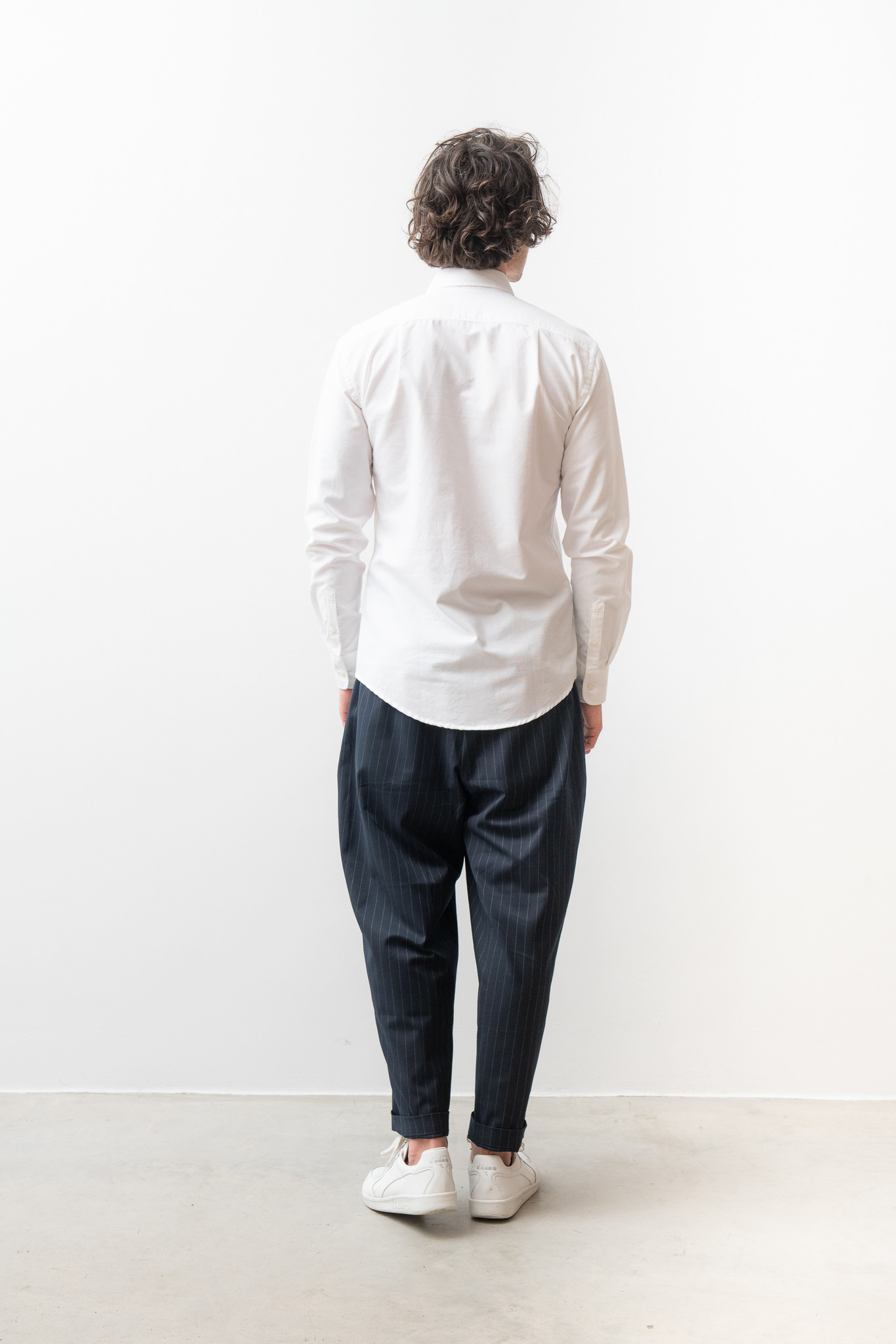 Hunter Classic White Shirt-2