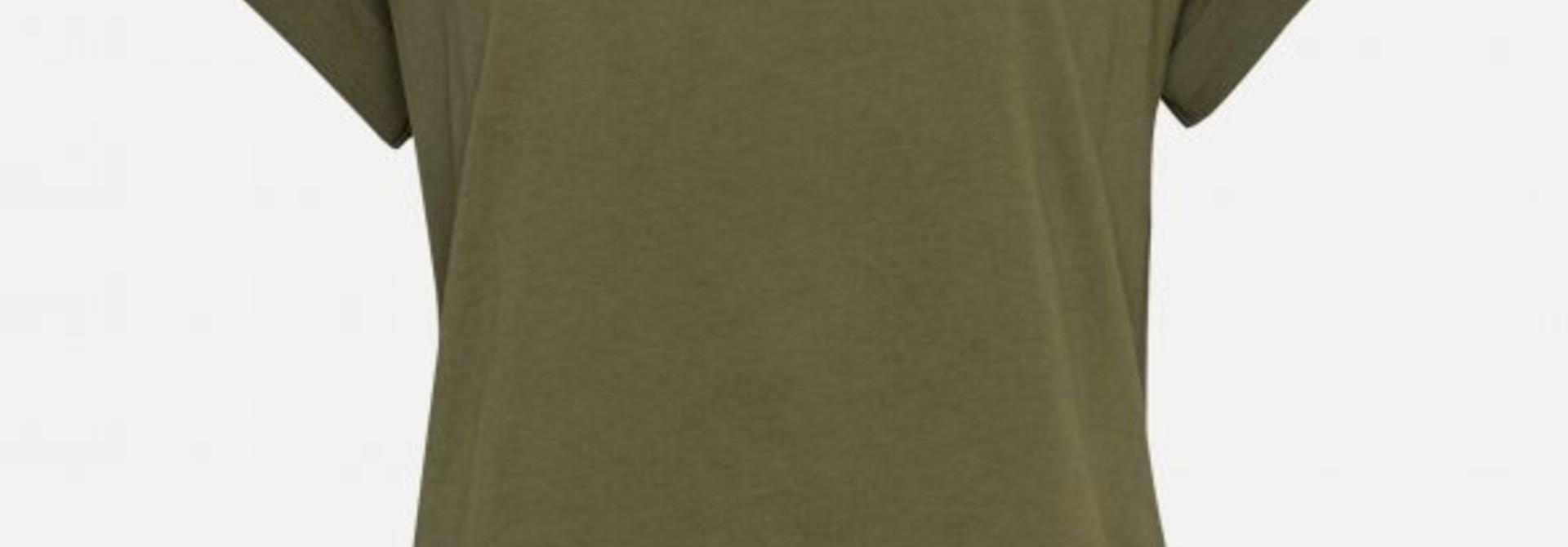 Alva T-shirt Capulet Olive Green