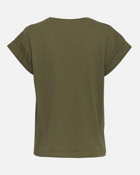Alva T-shirt Capulet Olive Green-2