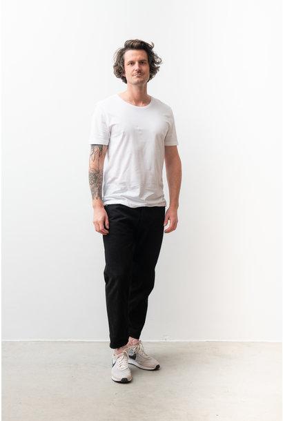Torino T-Shirt R-Neck White