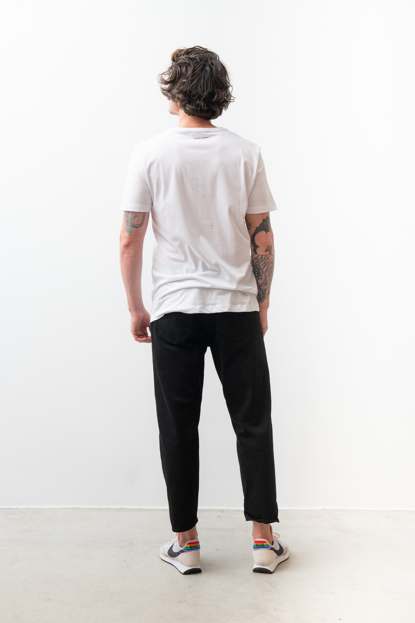 Legacy Fine Cotton Round Neck Tee-3