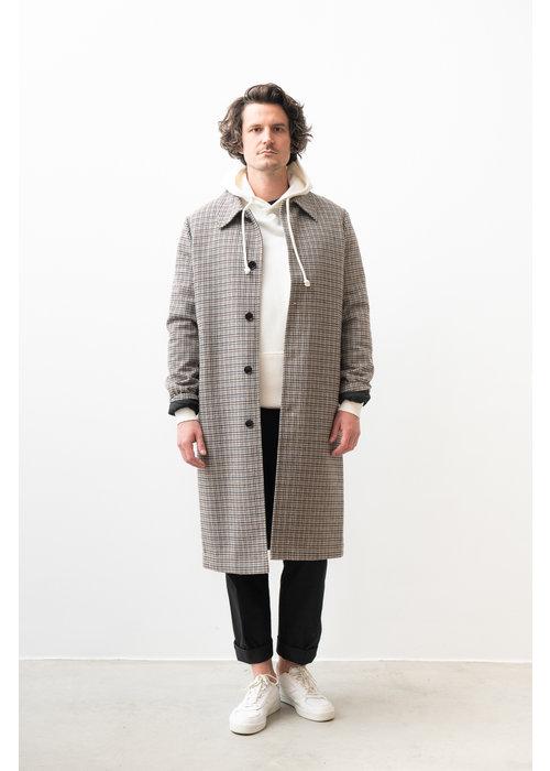 Libertine Libertine World Checker Coat