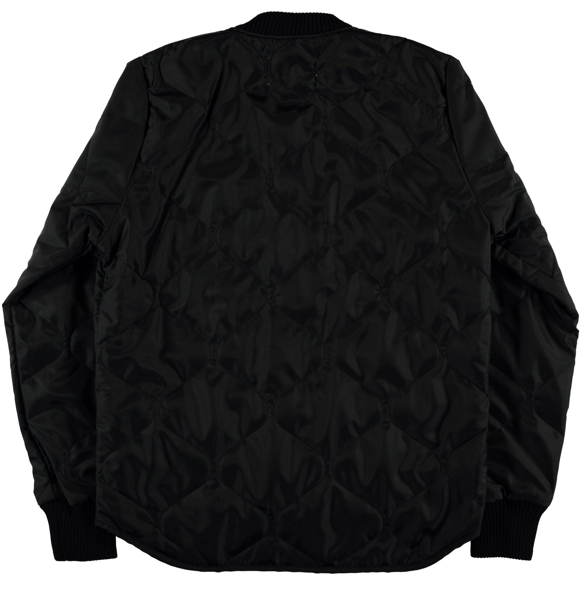 Frostbite Quilted Black Nylon-2