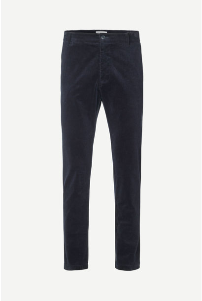 Any X  Corduroy Trouser Night Sky Blue