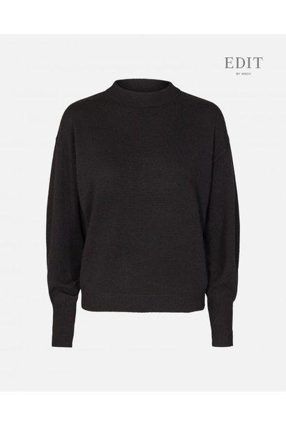 Inga Wool Pullover Oatmeal Beige