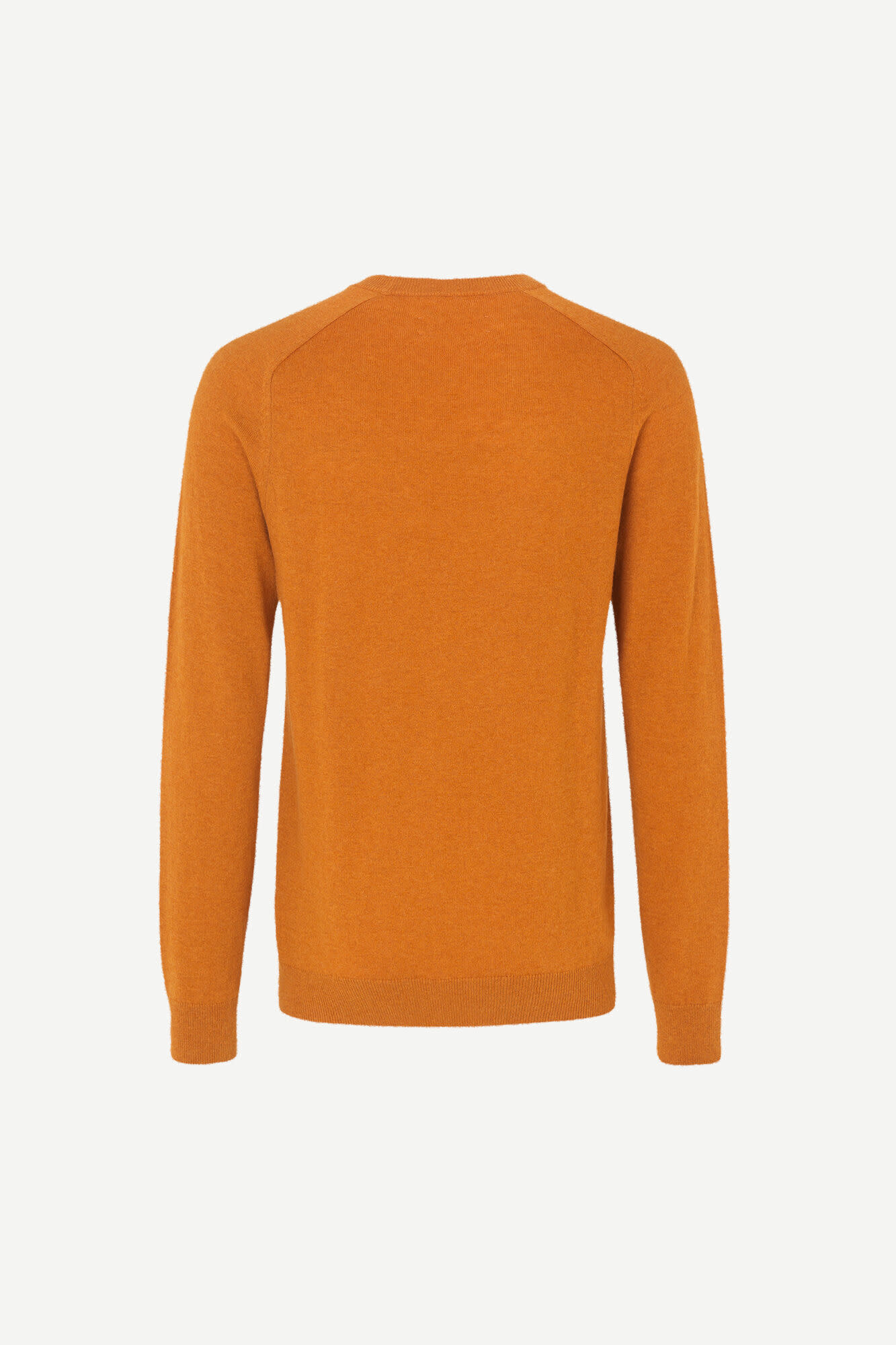 Gillis Crew Neck Honey Ginger Yellow-2