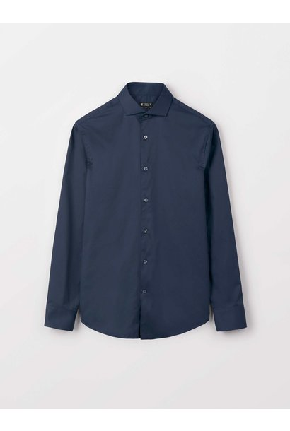 Farrell 5 Smart Shirt Dark Navy