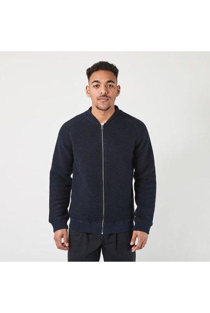 Sigurd Navy Wool Vest