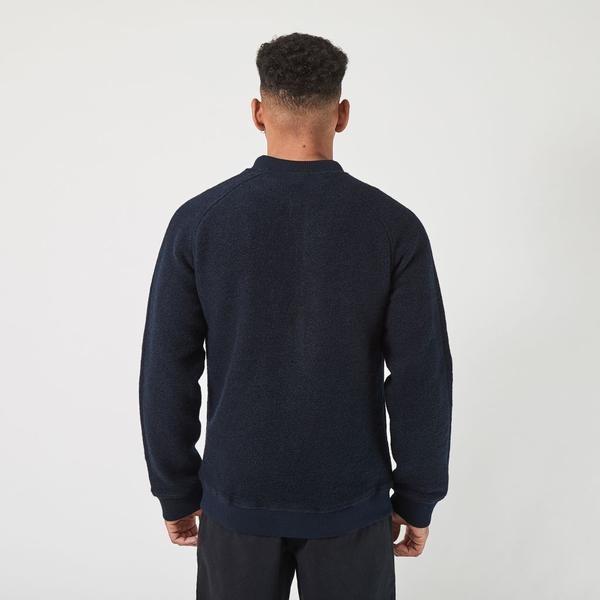 Sigurd Navy Wool Vest-2