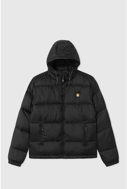 Helmut Jacket Black