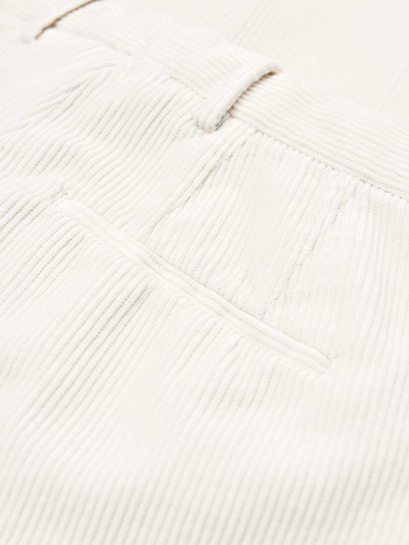 Cone Ppt Off White Cord Trouser-3